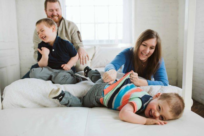Bethany, Andrew, Jackson +Eli