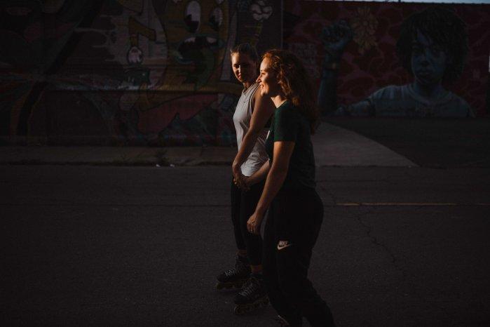Amber + Lindsey